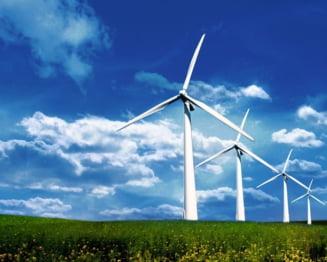 Investitie de 1,3 miliarde de euro in 10 parcuri eoliene din judetele Braila si Buzau