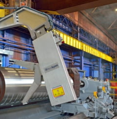 Investitie de 2 milioane de euro la LTG / Echipamente de ultima generatie la ArcelorMittal
