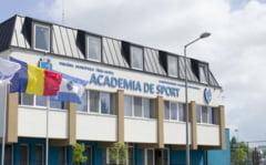 Investitie noua la Academia de Sport