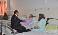 Investitii la Spitalul de Geriatrie si Boli Cronice din Stefanesti