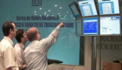 Investitorii de pe piata de capital vand in pierdere