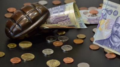 Investitorii francezi avertizeaza: Majorarea salariului minim afecteaza intreaga economie a Romaniei
