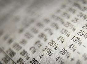 Investitorii la bursa, impresionati de posibila relansare a creditarii
