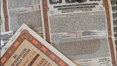 Investitorii platesc ca sa poata imprumuta Germania