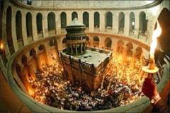 Invierea Domnului - pentru cine se aprinde Lumina?