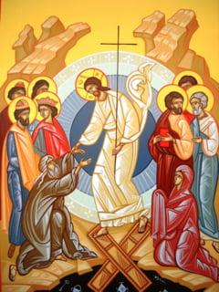 Invierea Domnului, taina tineretii luminoase. Pastorala IPS Casian Craciun, Arhiepiscopul Dunarii de Jos