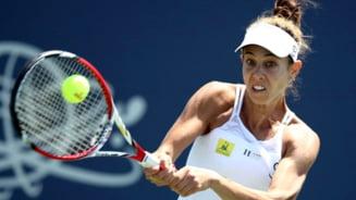 Invinsa categoric, Mihaela Buzarnescu rateaza duelul cu Simona Halep, la Miami