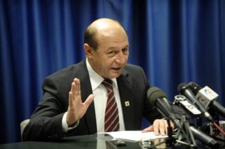 Invitatia la summit-ul CE, trimisa lui Traian Basescu