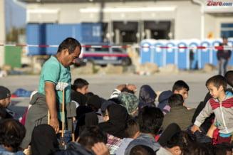 Invitatie la abuz: De ce sunt cazati imigrantii in case cu usi rosii