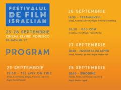 Invitatie la cinema: Festivalul de Film Israelian revine la Bucuresti