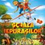 Invitatie la film: Scoala iepurasilor (3D) si Jaf cu stil (2D)