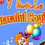 Invitatie pentru cei mici la Carnavalul Copiilor