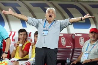 Ioan Andone, dupa infrangerea suferita de Dinamo: Hotie mai mare n-am vazut