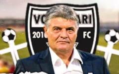 Ioan Andone a fost numit presedinte al clubului FC Voluntari