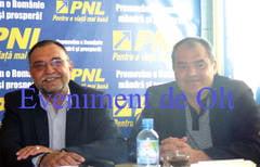 """Ioan Ciugulea, presedintele PNL Olt: """"Usile partidului sunt deschise, dar nu vom accepta resapati si revopsiti"""""""