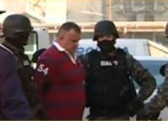 Ioan Clamparu, adus cu escorta in Romania