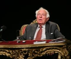 """Ioan Holender, la Craiova: """"Teatrul, opera si concertele simfonice au fost lumina mea launtrica"""""""