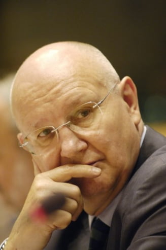 Ioan Mircea Pascu a fost ales vicepresedinte al Parlamentului European