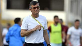 Ioan Ovidiu Sabau, ofertat de primarul Allen Coliban sa preia echipa de fotbal a Brasovului