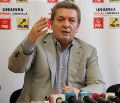 Ioan Rus (PSD): USL se poate rupe din cauza lui Antonescu Interviu