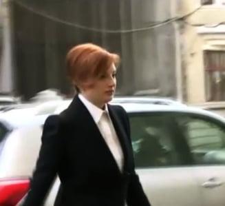 Ioana Basescu, sub control judiciar: DNA o acuza de instigare la spalare de bani