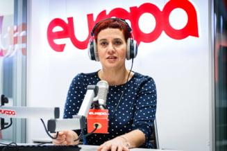 "Ioana Ene Dogioiu se alatura echipei ""Piata Victoriei"", la Europa FM"