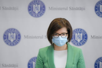Ioana Mihăilă: 87% din noile cazuri de COVID din ultima lună şi 91% din decese sunt la persoane nevaccinate