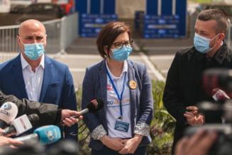 """Ioana Mihăilă, ministrul Sănătății: """"Tulpina Delta probabil că şi la noi începe să devină dominantă"""""""