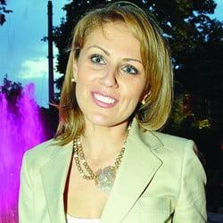 Ioana Tariceanu a chemat politia acasa, pentru poza de buletin
