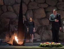 """Iohannis, """"un adevarat prieten al Israelului"""", cere la Ierusalim pacea cu Palestina"""