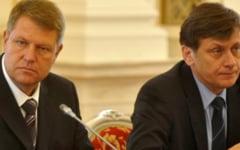 Iohannis: Antonescu e inca suparat ca nu mai e seful PNL si candidat la prezidentiale