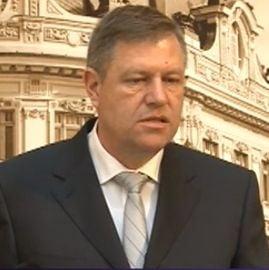 Iohannis: Antonescu va fi presedintele Romaniei, cu sau fara USL, cu sau fara USD