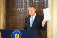 Iohannis: CSAT a decis ca Guvernul sa schimbe legile pentru defrisarile ilegale