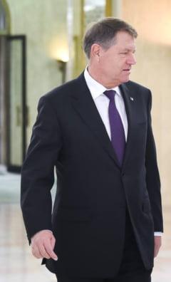 Iohannis: Daca Basescu are inregistrari, sa le puna la dispozitia procurorilor