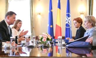 Iohannis: De la persoane care ma ataca cu mizerii xenofobe nu pot sa presupun ca au beneficiat de prima etapa esentiala de educatie