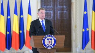 Iohannis: De saptamana viitoare vom avea alt guvern. Nu ti-ar fi rusine, PSD!
