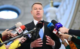 Iohannis: Decizia CNA de a suspenda emisia Realitatea TV e fundamentata pe criterii de ordin politic