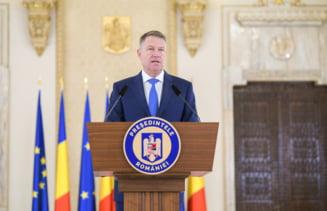 Iohannis: Desfiintarea Sectiei speciale trebuie facuta prin procedura parlamentara. OUG este exclusa