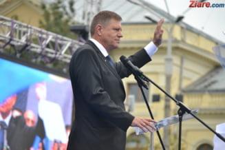 Iohannis: Dosarul meu cu ANI nu se va judeca inainte de alegeri, ci dupa