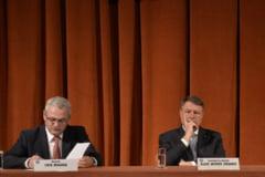 Iohannis: Dragnea nu mai reprezinta un partener de discutie. Daca el crede ca a facut mediere cu BNR e foarte bine si asa