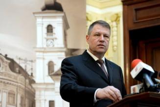Iohannis: Educatia va fi tema centrala pentru mine