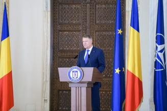 Iohannis: Guvernul va promova, in foarte scurt timp, alegerea primarilor in doua tururi. Iar vremea anticipatelor e acum!