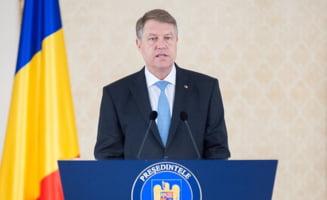 Iohannis: Il desemnez pe Mihai Tudose ca viitor premier
