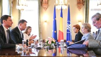 Iohannis: Lucrurile nu merg cum trebuie in chestiunea salariilor, iar guvernantii se fac ca nu vad