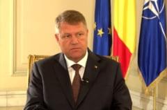 Iohannis: Lupta impotriva coruptiei nu e un hobby pentru mine, e o necesitate pentru Romania