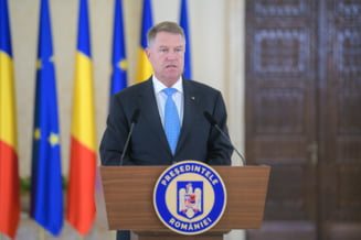 Iohannis: Ma astept ca cel putin ministrii de Interne si Externe sa fie schimbati