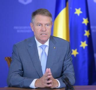 Iohannis: Marele PSD se lupta in birourile secrete din Parlament ca sa dea Ardealul ungurilor!