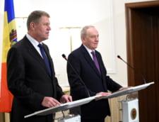 Iohannis: Moldova are o mare sansa, pe care noi n-am avut-o. Aceasta se numeste Romania
