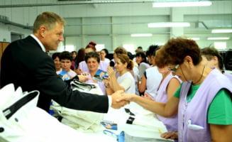 Iohannis: Ne merge rau fiindca suntem prost condusi