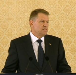 Iohannis: Nu am de gand sa preiau rolul Opozitiei. Daca aduna destule voturi, vom avea alt guvern